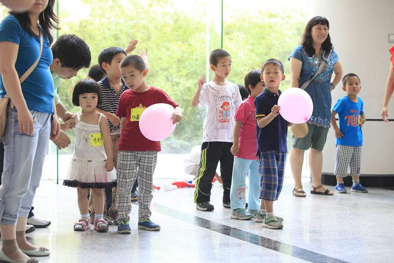 六一儿童节亲子活动